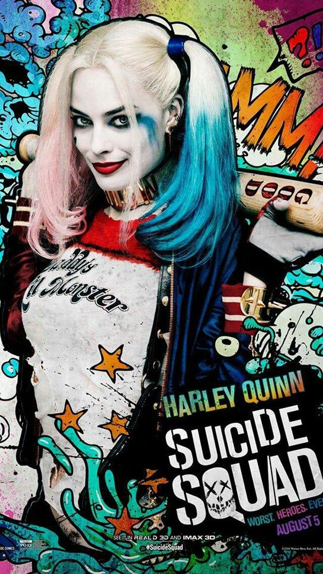 If you haven't noticed I loved suicide squad