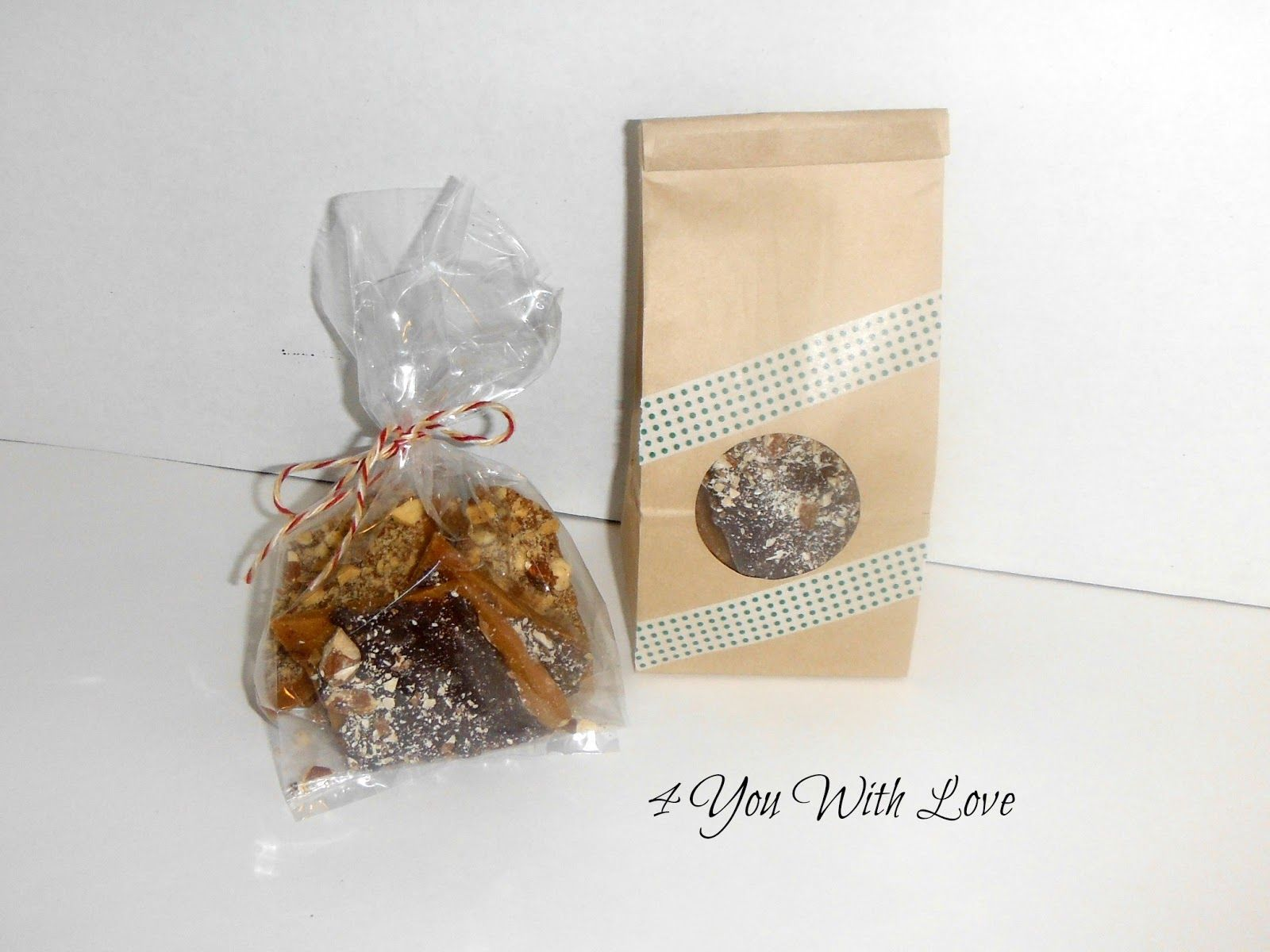 4 You With Love: English Toffee - It's Easier Than You Think