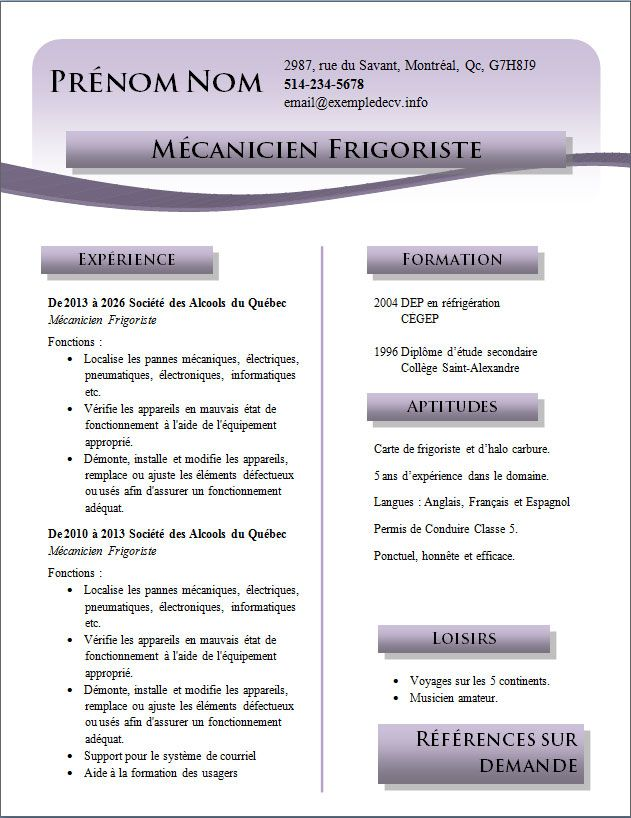 Exemple De Cv 793 Jpg 631 818 Cv Secretaire Lettre De Motivation Secretaire Lettre De Motivation