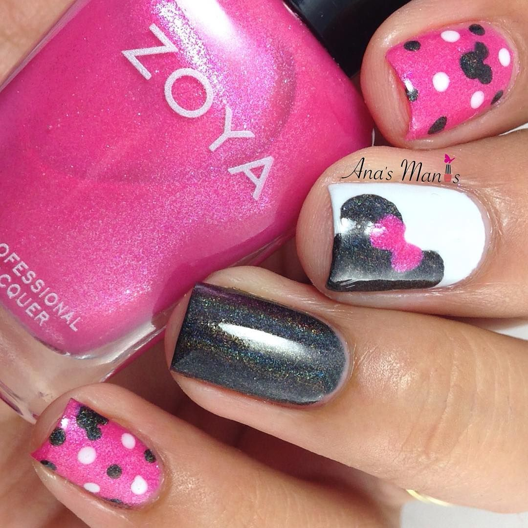 nails.quenalbertini: Instagram photo by anas_manis | nail art ...