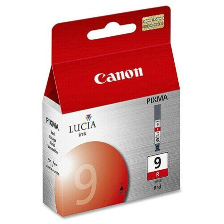 Canon 1040B002 (PGI-9R) Red Standard Yield Ink Cartridge condition: New Model: PGI-9RCompatible Brand: For CanonColor: RedMPN: 1040B002Brand: CanonPrint Technology: Inkjet