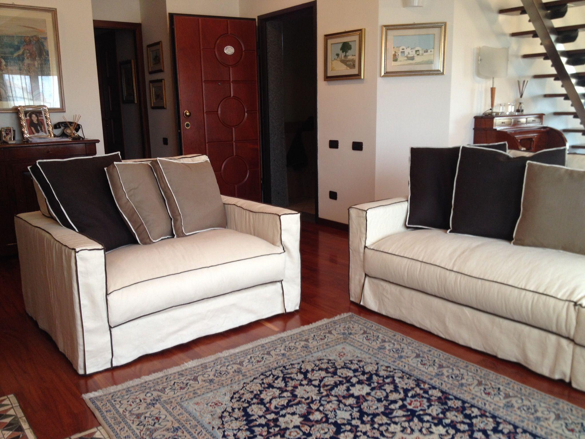 divano #sofa #rochebobois #longisland #white #design #arredo ...
