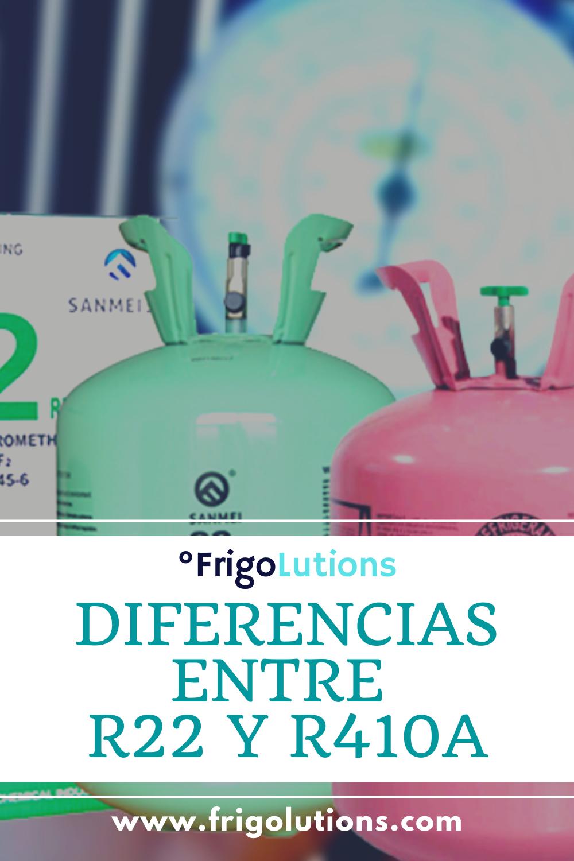 Diferencias Entre El R22 Y El R410a Acondicionado Aire Acondicionado Refrigeracion Y Aire Acondicionado
