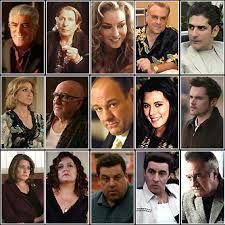 The Sopranos cast | SOPRANOS  LOVE TONY!!!! | Sopranos cast