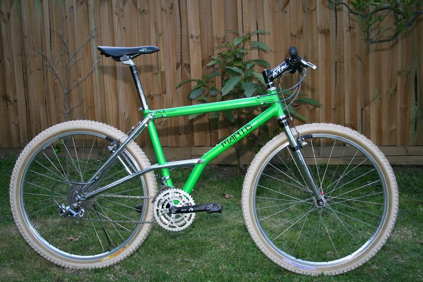 Mantis Xcr Bicicletas Bici