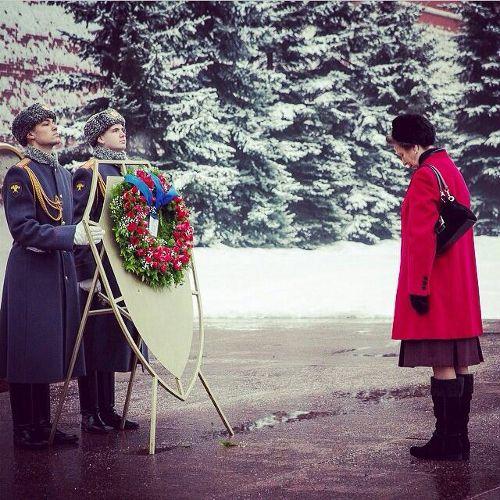 Princess Anne, February 14, 2014 | The Royal Hats Blog