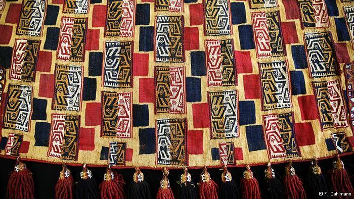 Aun Despues De Siglos Los Textiles Incaicos Conservan Una Calidad Y