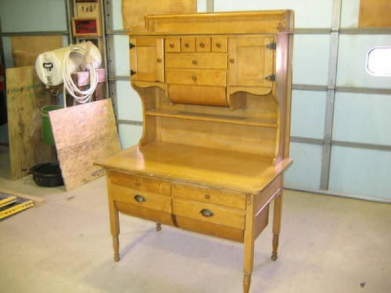hoosier cabinet - Google Search · Antique HutchAntique FurnitureReclaimed  FurnitureCabinets For SaleOak Kitchen CabinetsCupboardsAntiques ... - 105 Best Hoosier Cabinet Images On Pinterest Hoosier Cabinet