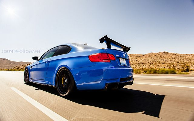 Mode Carbon L Santorini Blue Bmw M3 E92 Bmw Sport Cars West
