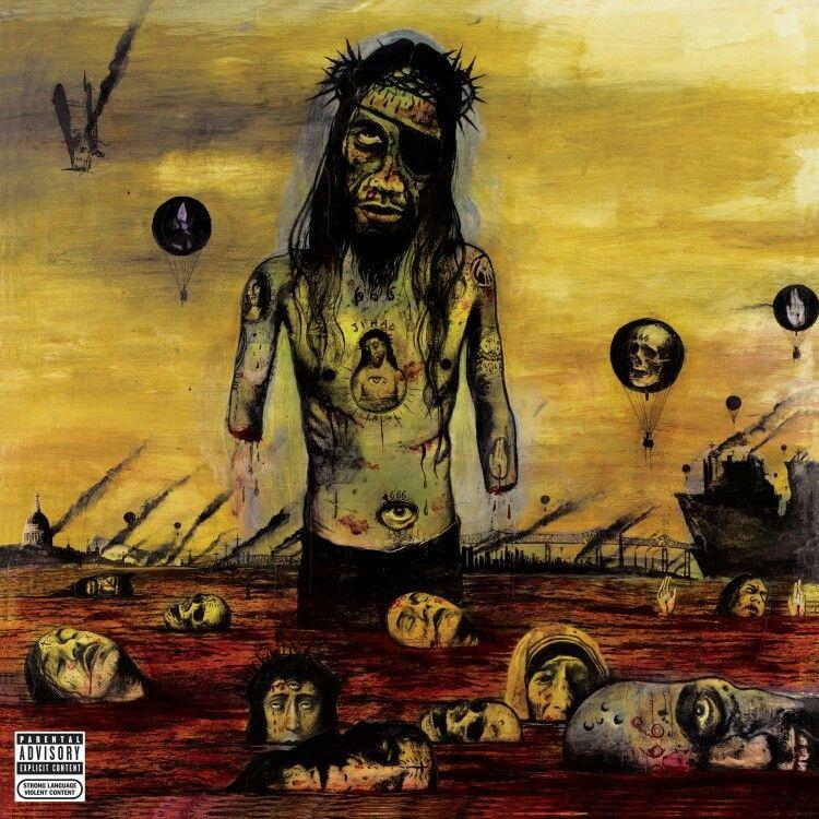 Slayer Christ Illusion Illusions Album Cover Art Slayer