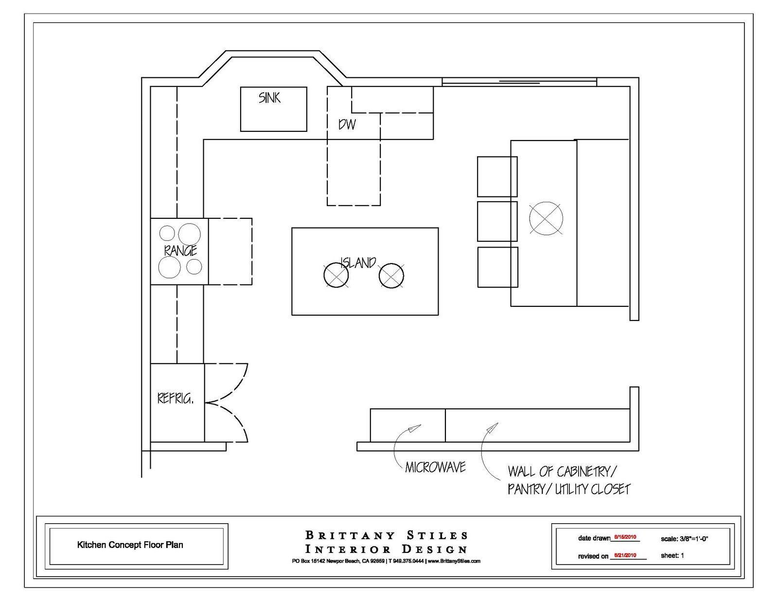 9'9 kitchen remodel floor plan   Kitchen Layout Plans   Kitchen ...