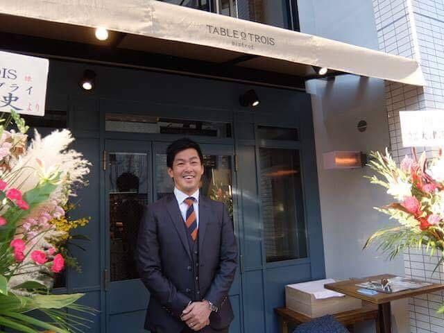 オール滋賀ブランドで挑むネオビストロターブルオートロワが12月17日に松濤にオープン六次化ファンドによる東京出店で滋賀の食の魅力を伝える