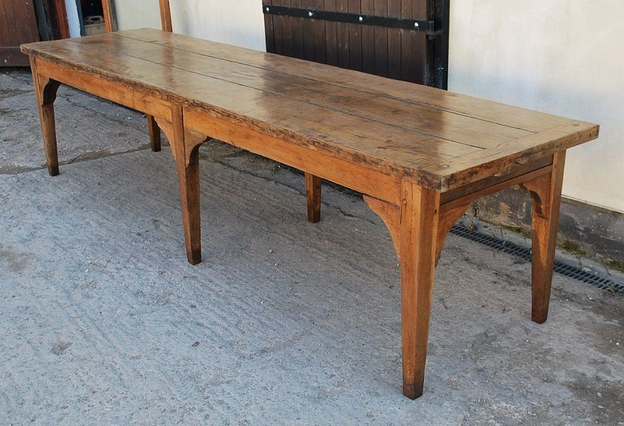 41+ Antique oak farmhouse table inspiration