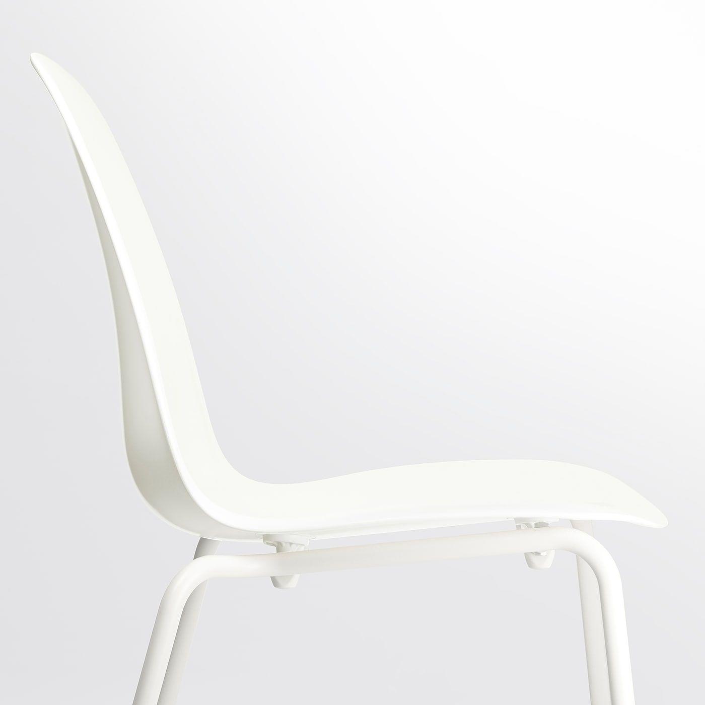 Ikea Stuhl Weiß Plastik