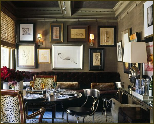 Look/Feel Inspiration For Downstairs Common Area