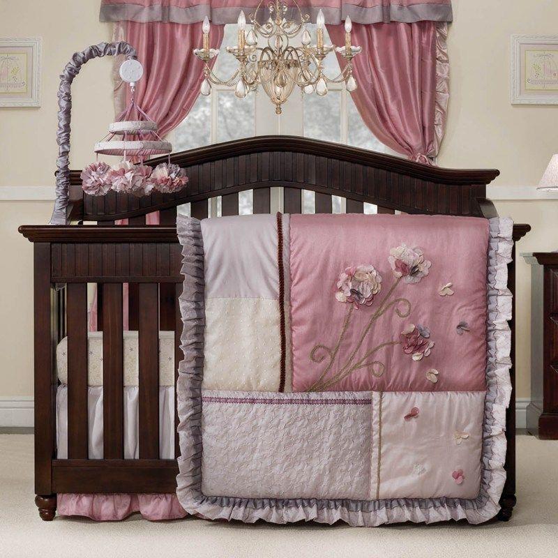 Fleur - 4pc Bedding Set, burlington   baby shower..etc.   Pinterest