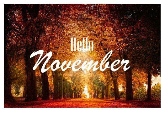 november images