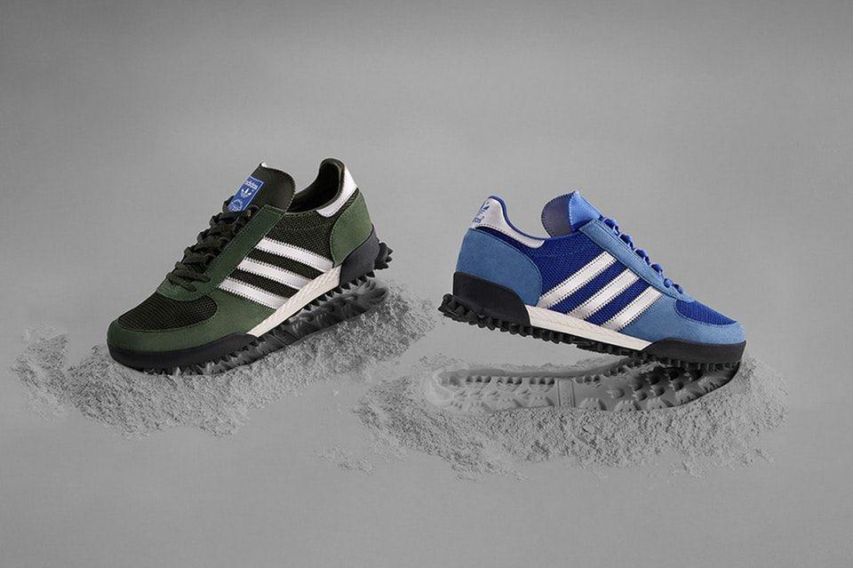 adidas Originals Marathon TR OG Schuhe Blau für Herren