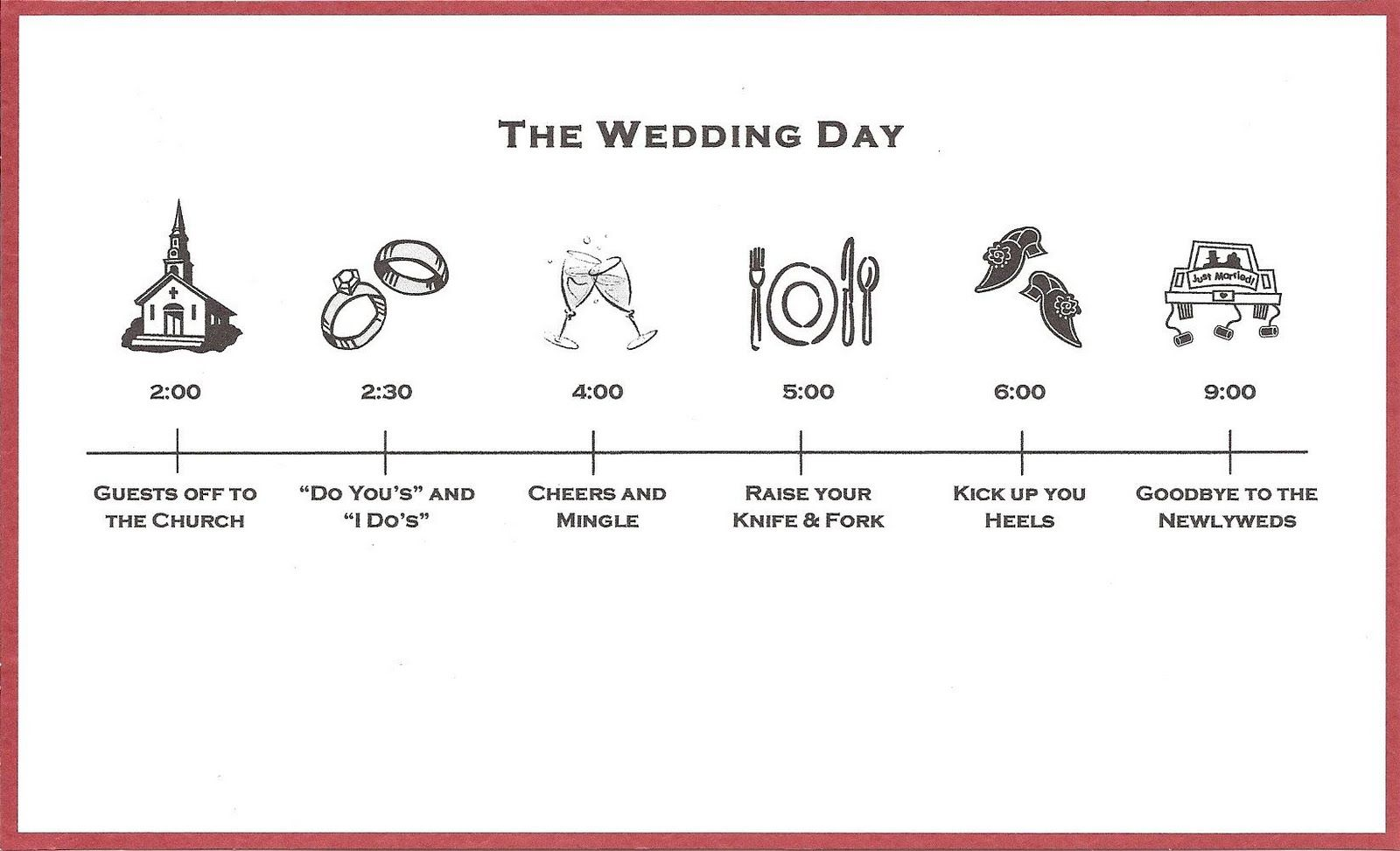 Funny Wedding Invitation Email Friends