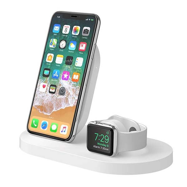 Belkin Boost Up Wireless Charging Station for iPhone and