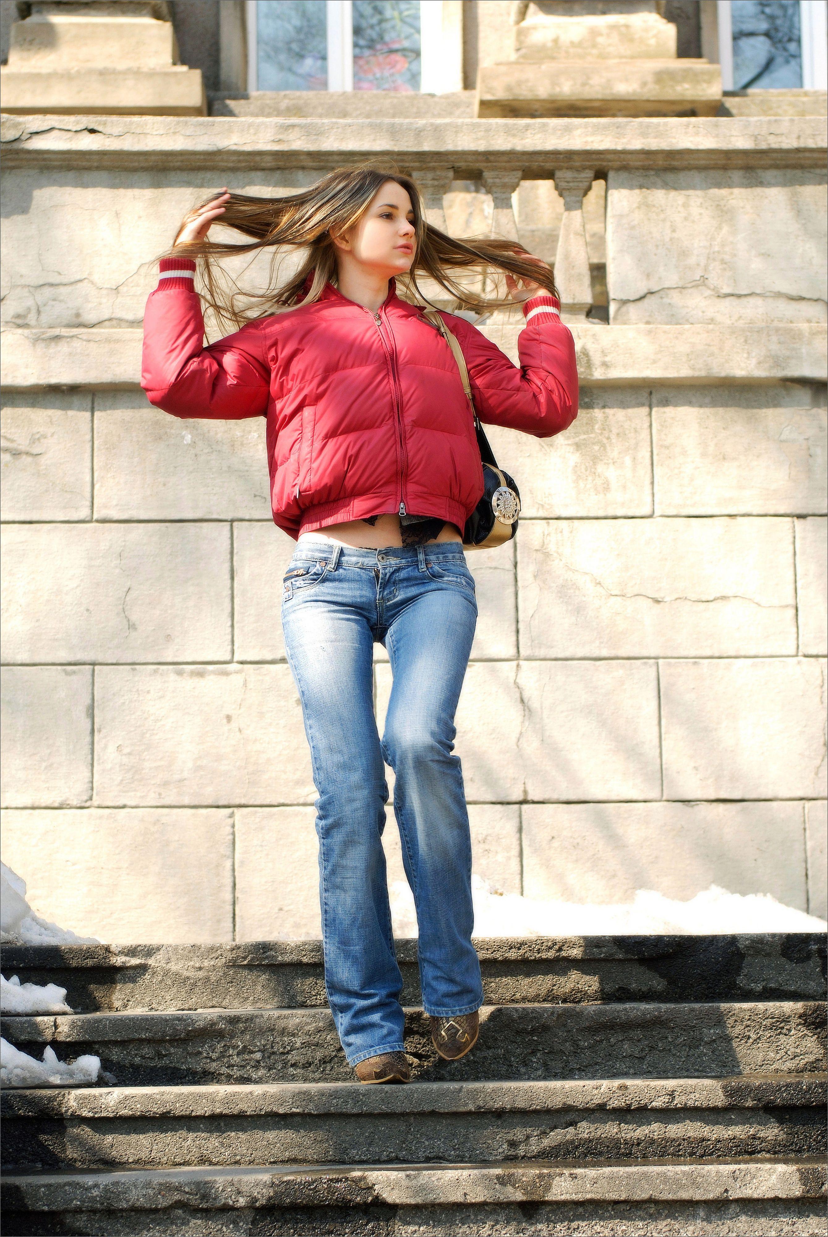 Irina Buromskih In 2020 Winter Jackets Jackets Fashion