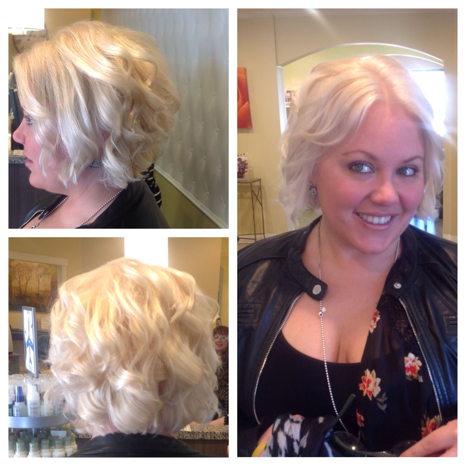 Cut and color by Aubrey at Style Masters of Malvern