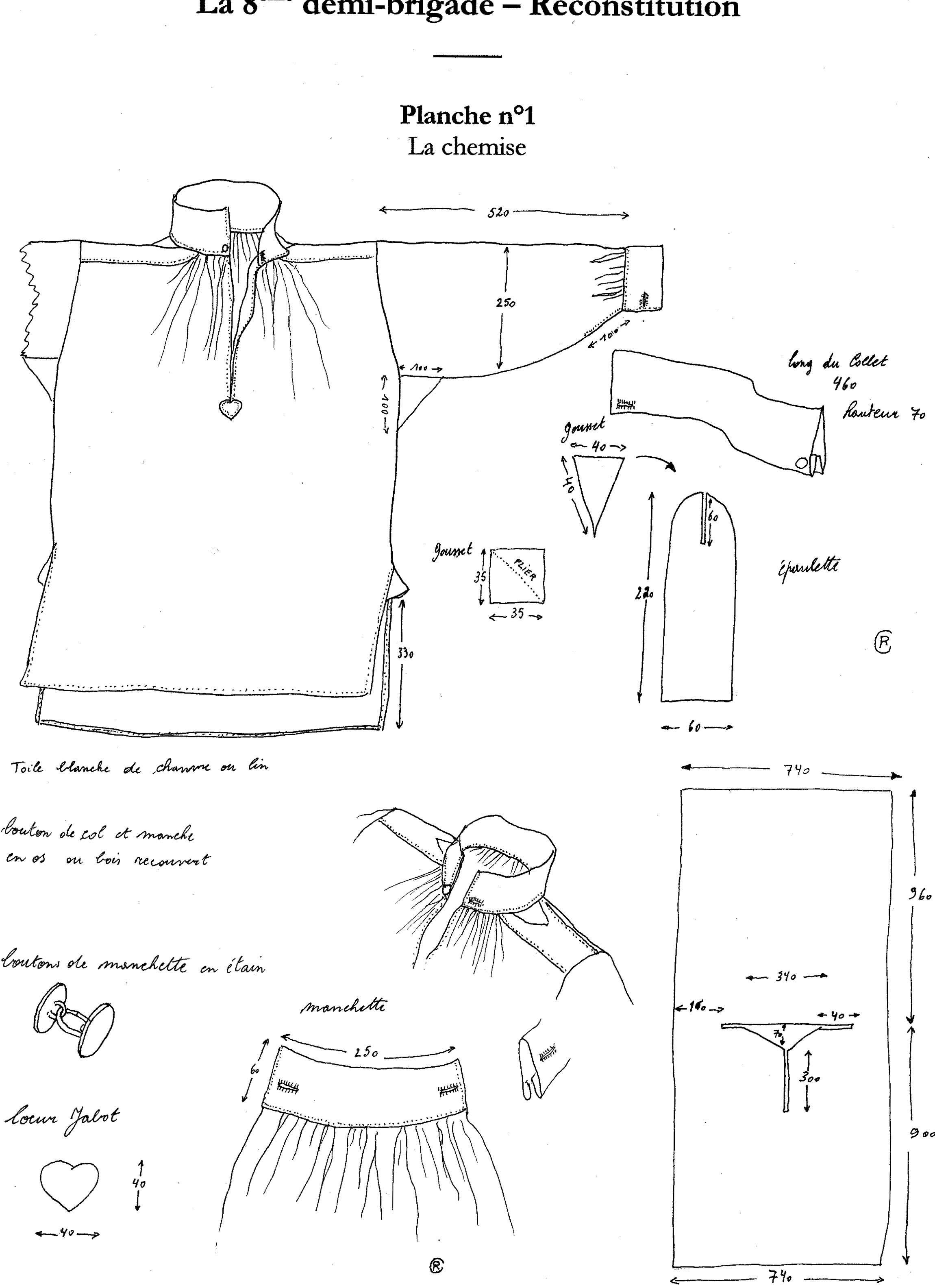 Renaissance Shirt Pattern : renaissance, shirt, pattern, Александра, Napoleonské, Uniformy, Shirt, Pattern,, Historical, Shirts,, Renaissance