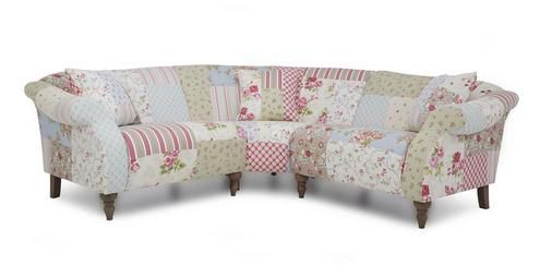 Patchwork Fl Sofa From Dfs In The Uk Doll Brand