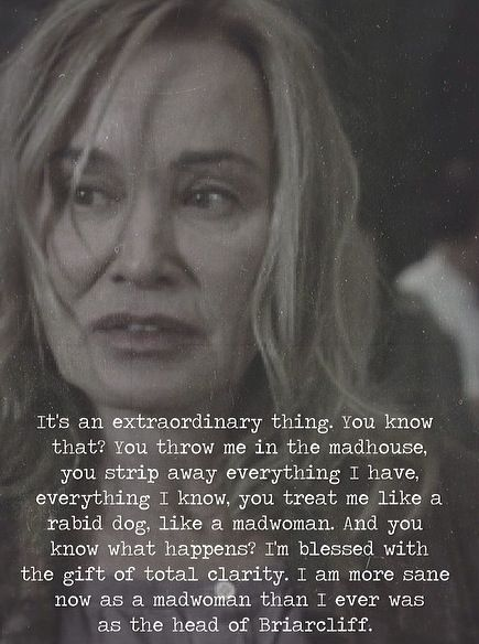 Judy Martin Asylum Jessica Lange American Horror Story