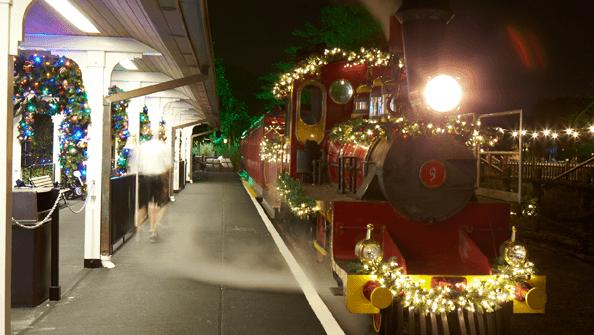 Busch Gardens Christmas Town Tampa.Busch Gardens Tampa Christmas Town I Have Heard The Sing