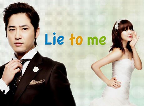 Lie to Me  This Korean series is streaming on Netflix  It is