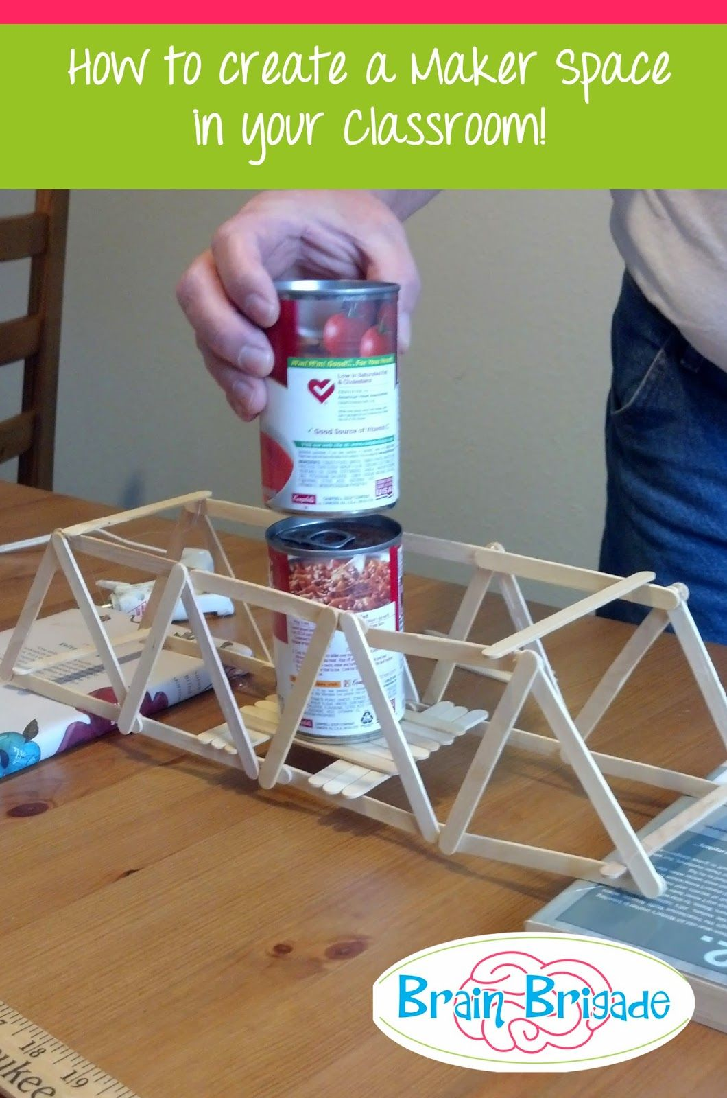 Free Download A Maker Space In Your Classroom