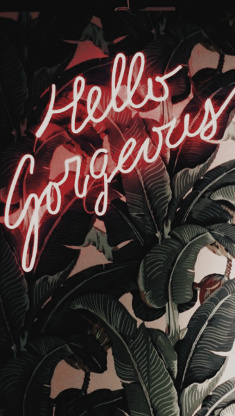 Wallpaper Err Grunge Indie Neon Lights Plants Tumblr Tumblr Wallpaper Neon Backgrounds Wallpaper