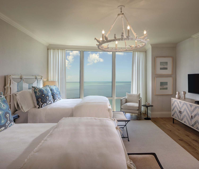 Beach Home Interior Design Ideas:  Beach Style Condo Boasts Magnificent Views Of The Gulf Of