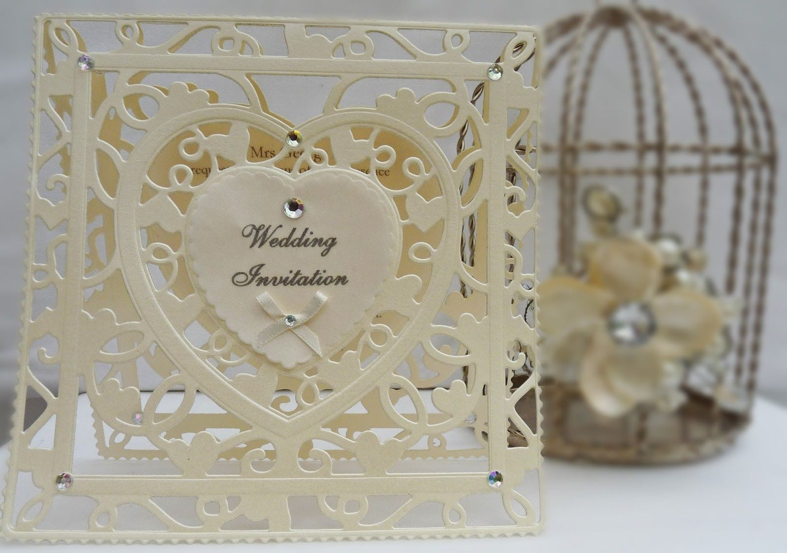 Dipsdesigns Is A Crafting Blog About Paper Crafts Sugarcraft With Step By Step Card Making Tutorials Weekly P Tonic Studio Tonic Cards Wedding Invitations