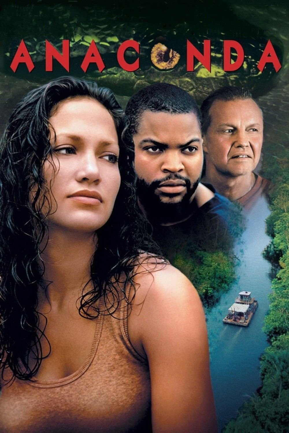 Anaconda 1997 Best Movies In 2019 Anaconda Movie