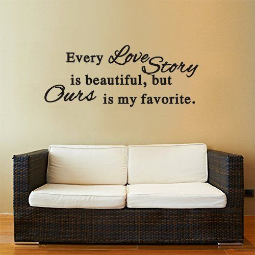 Amazon.com: MZY LLC (TM) If You Believe in Yourself Anything Is Possible Removable Wall Decal Sticker DIY Art Decor Mural Vinyl Home Room Office Decals: Home & Kitchen