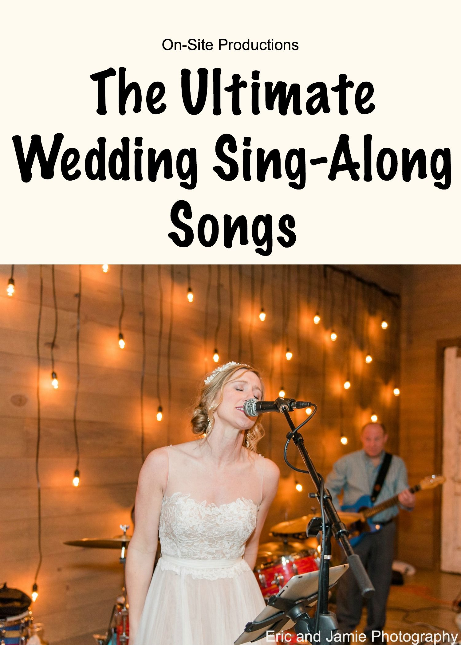 Awesome Sing Along Songs Create The Best Wedding MemoriesTheres Always Going To Be That One Guest Just Doesnt Danceno Matter What When You Play
