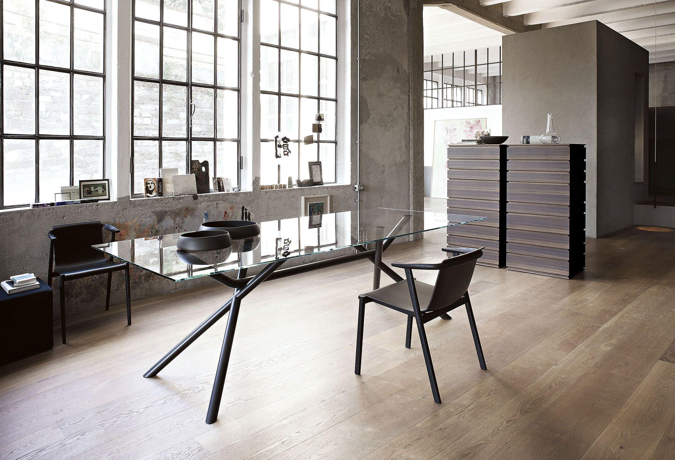 Wonderful Black Stainless Glass Cool Design Interior Dining Table Gallery  Of Set Top Room Rectangular Chairs. Online Interior Design. Best Interior  Design ...