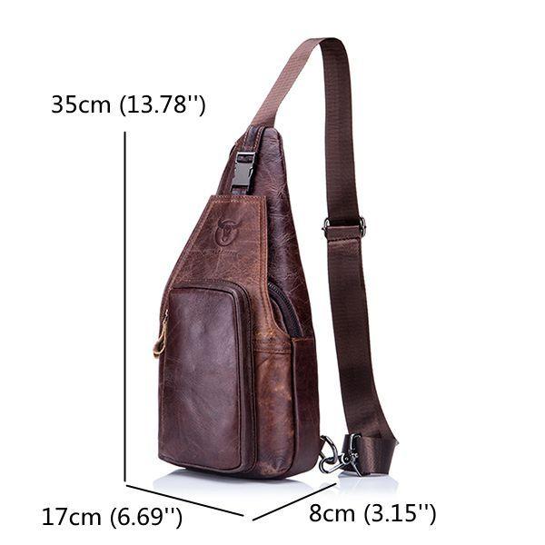 4cfb155cd7a6e BULLCAPTAIN Bolsa de couro para homens de couro genuíno para homens -  NewChic