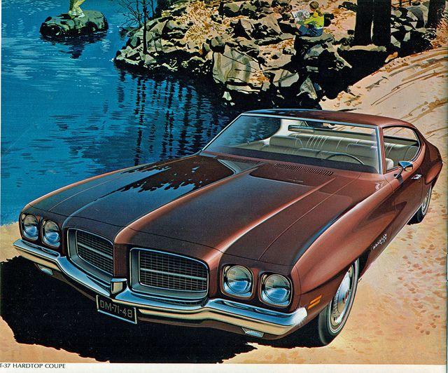 1971 Pontiac T 37 2 Door Hardtop Pontiac Lemans Pontiac Cars Pontiac