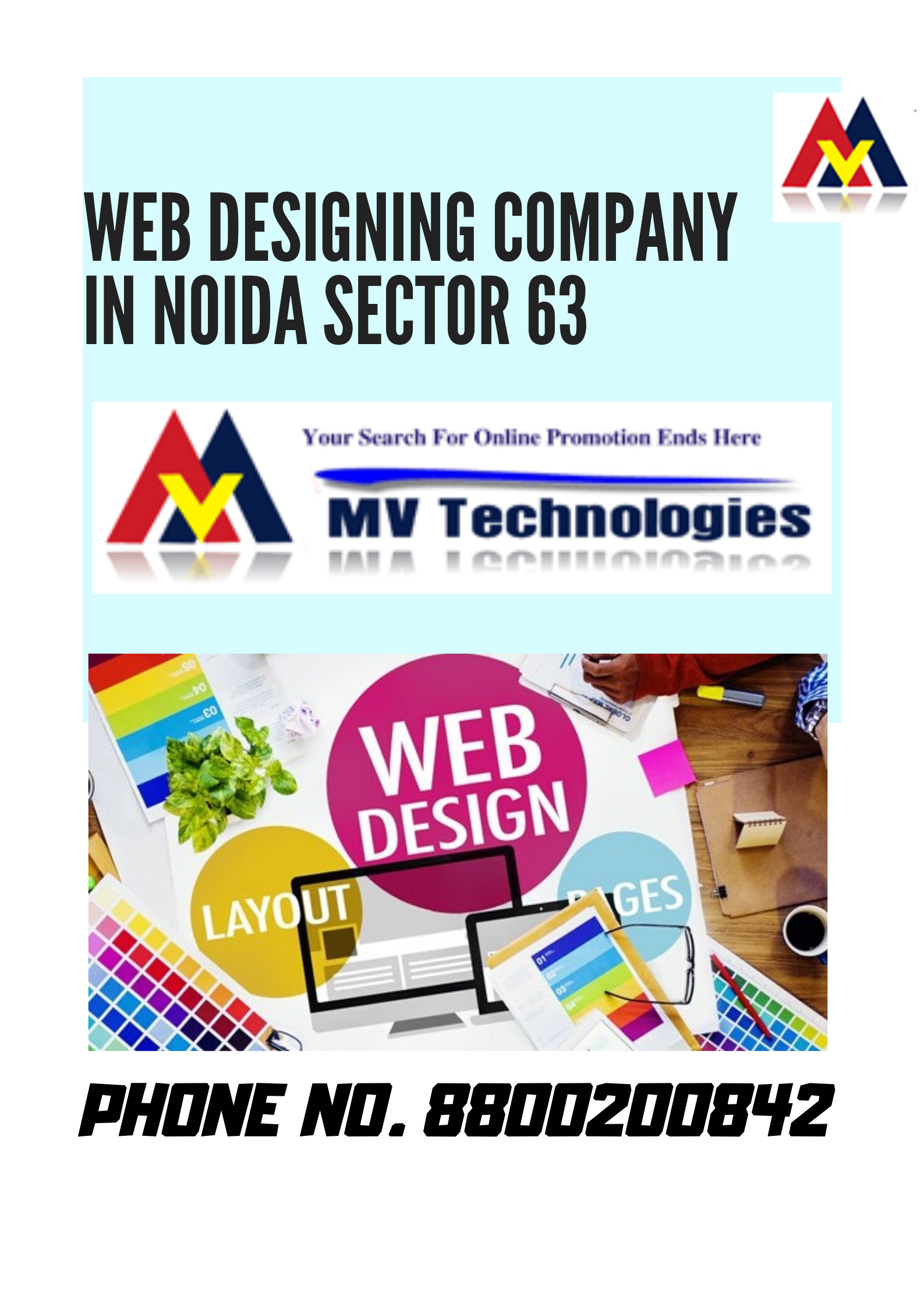 Web Designing Company In Noida Sector 63 In 2020 Web Design Web Design Company Website Design Services