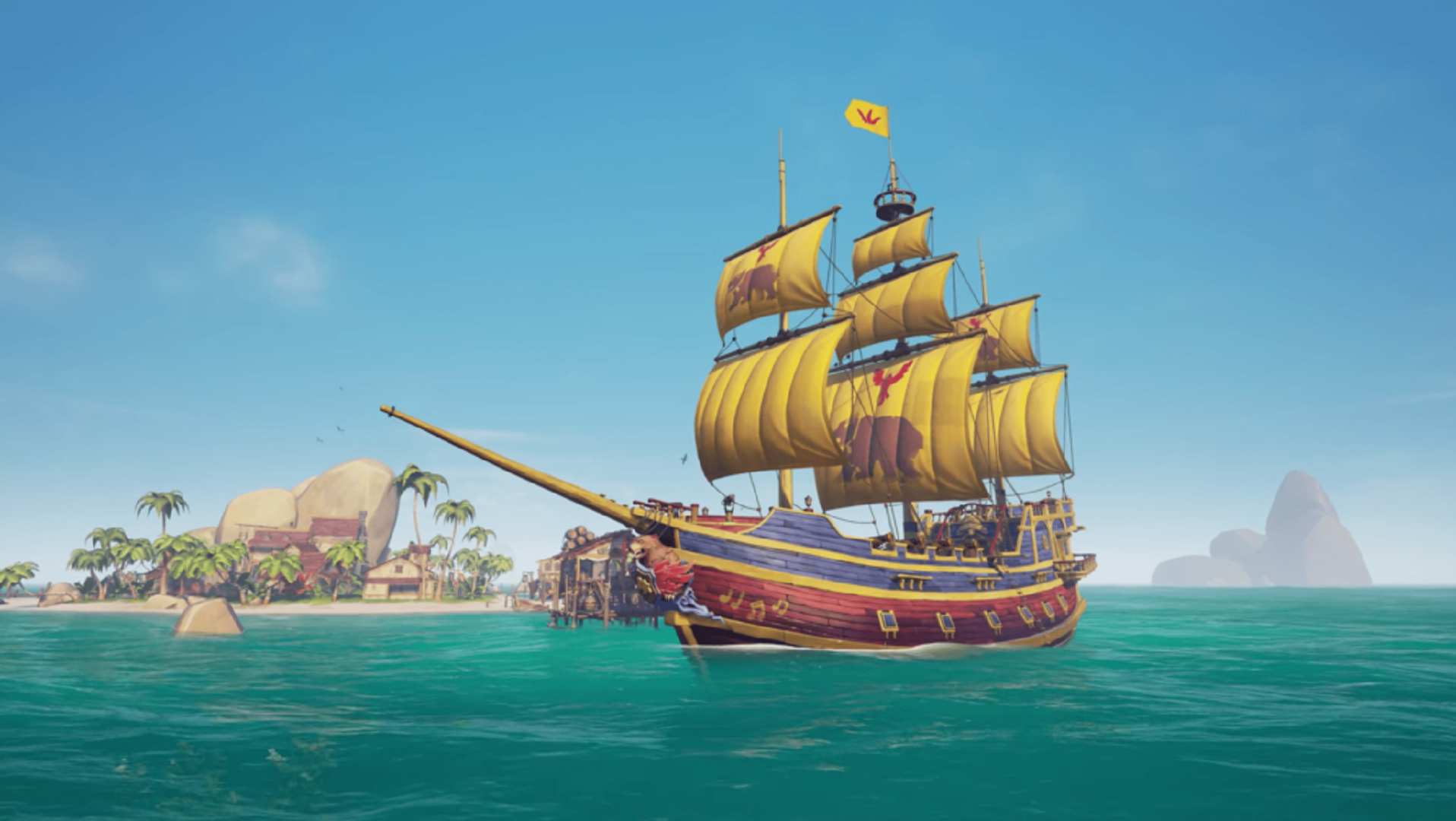 Sea Of Thieves Microtransactions And Pets Come With The Pirate Emporium Sea Of Thieves Pets Pirate Adventure
