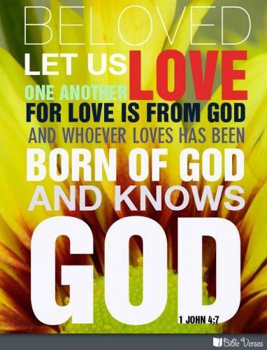 Jhon 4:7