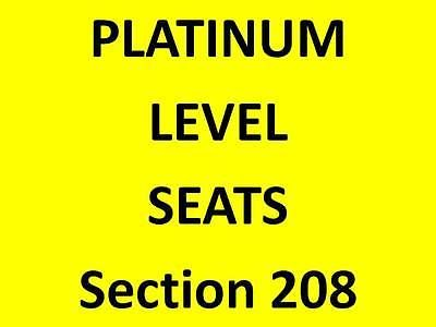 2 - Dallas Mavericks vs Cleveland Cavaliers - PLATINUM LEVEL - Section 208  http://dlvr.it/NDm3sQpic.twitter.com/SkXyO9eyj6