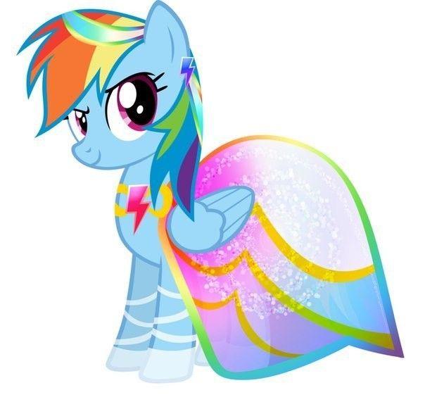 Пин от пользователя Juliana ♥ ♪♫☼ на доске Rainbow Dash ...