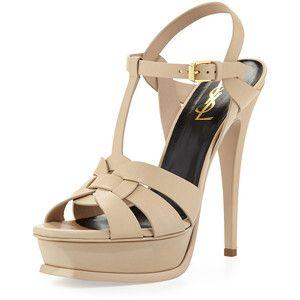7fd5473f3 ysl tribute shoes - Google Search | Shoes | Sandals, Shoes, T strap ...