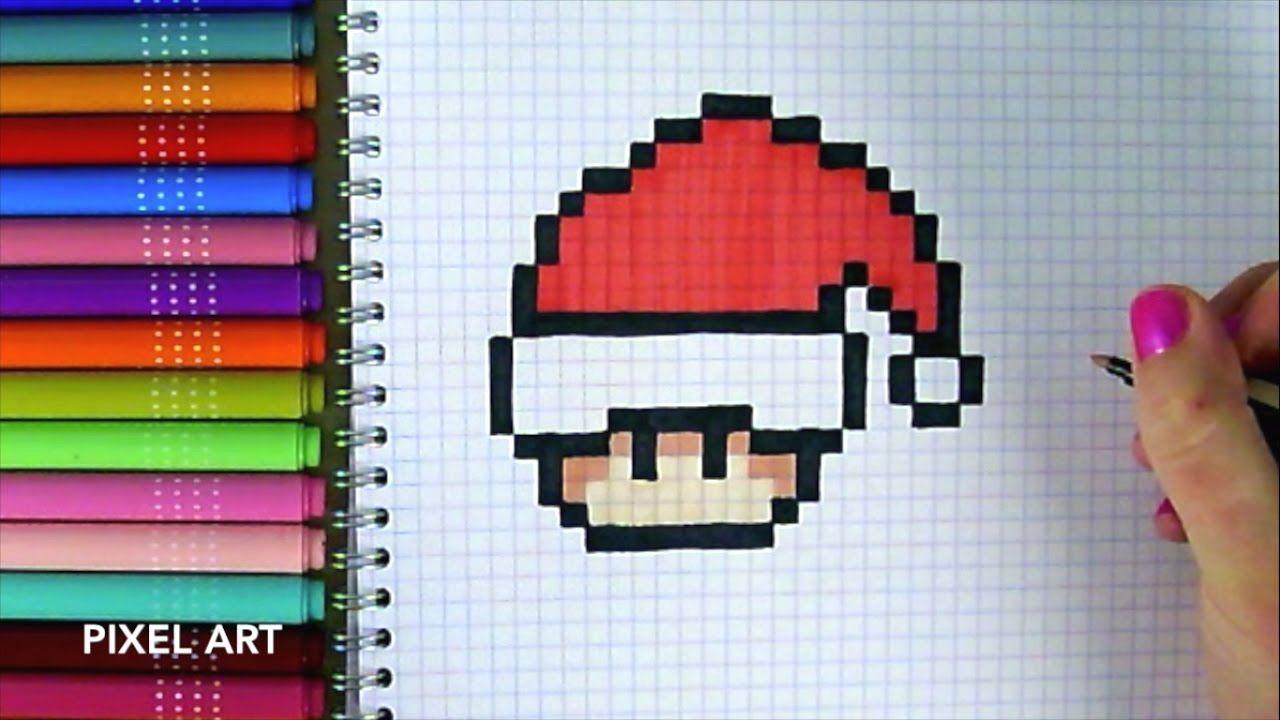 Résultat De Recherche Dimages Pour Pixel Art Noel Facile
