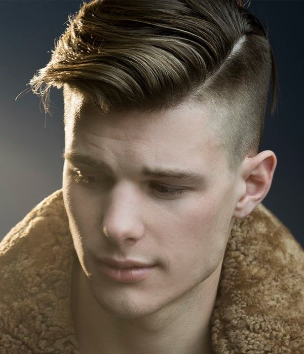 übergang Kurze Lange Haare Männer Hairstyles Undercut