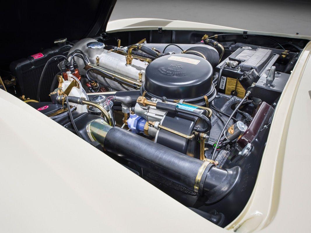 1955 Mercedes-Benz SL 190